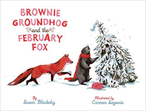 Groundhog and Fox