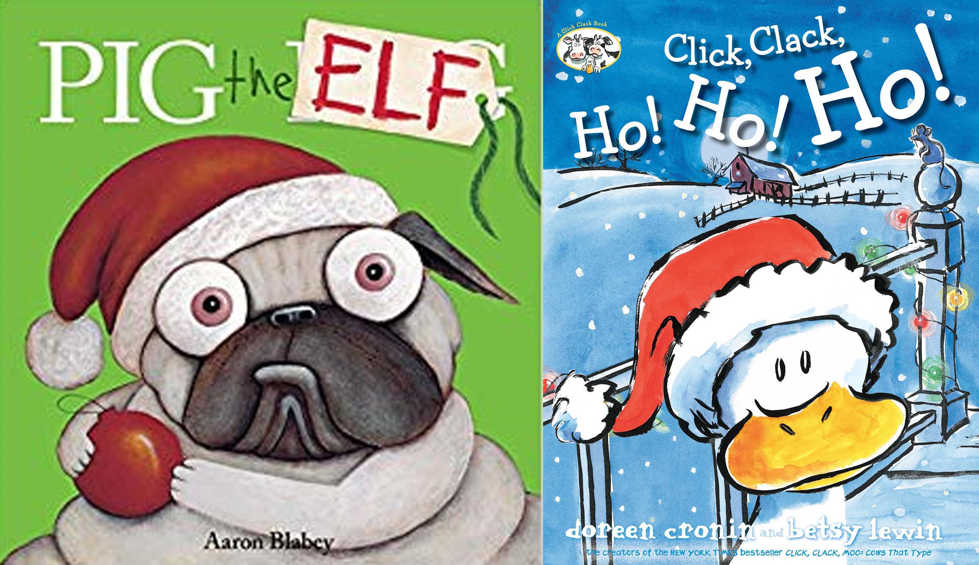 Pig Elf and HOHO